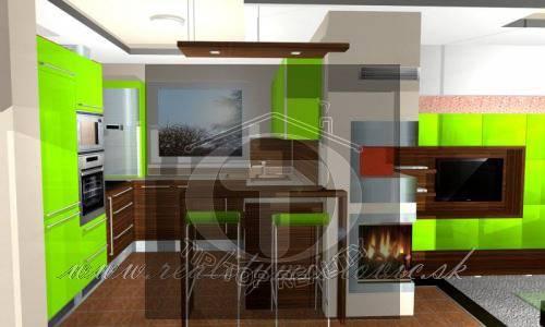 Ponuka - Na predaj - Nízkoenergetický dom OE L4 obr2