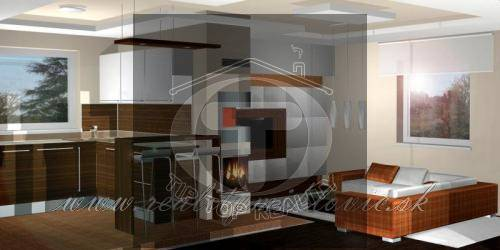 Ponuka - Na predaj - Nízkoenergetický dom OE L4 obr0
