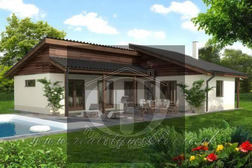 Ponuka - Na predaj - Nízkoenergetický dom OE L4 obr1